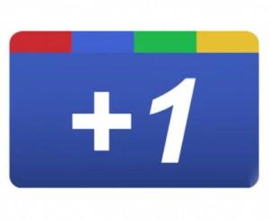 Botón Google +1