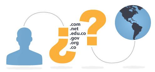 ¿Por qué registrar un nombre de dominio?